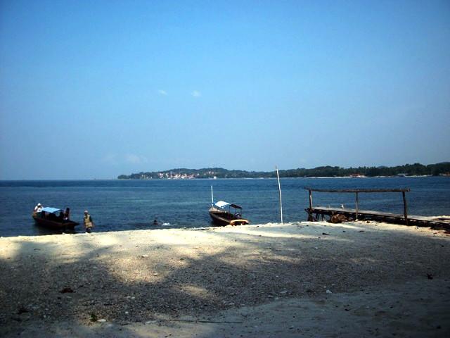 Pulau Putri, Nongsa