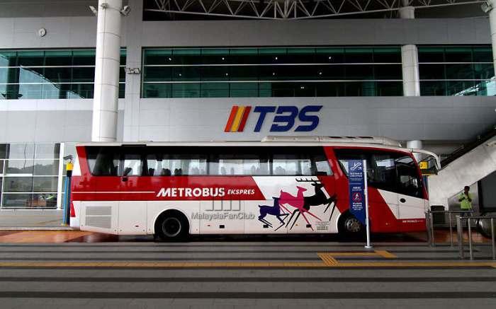 Terminal Bersepadu Selatan, KL, Malaysia