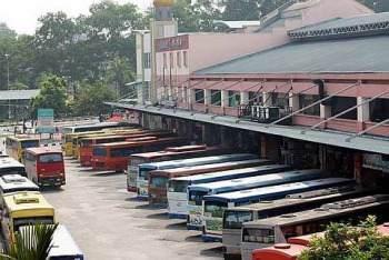 Terminal Larkin, Johor, Malaysia