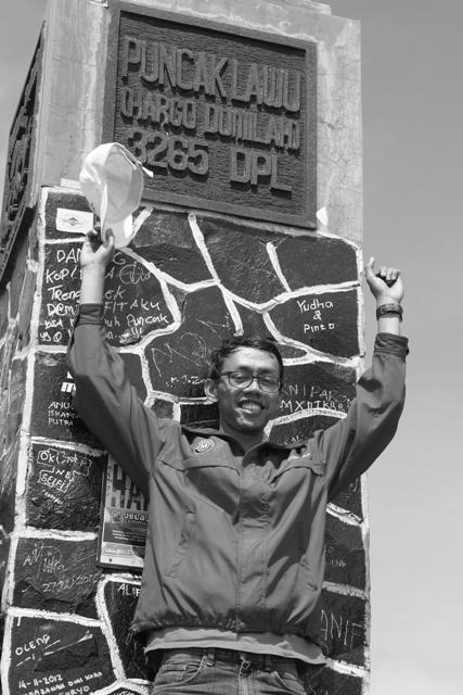 Hargo Dumilah, Puncak Lawu, 3265 mdpl