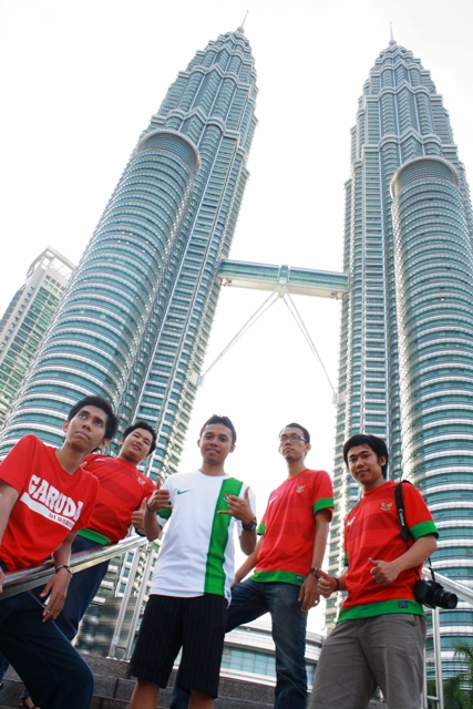 @Twin Tower, Petronas Tower, KL