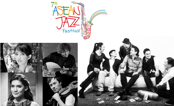 #7 Asean Jazz, September 2014, @Harbourbay Batam Island