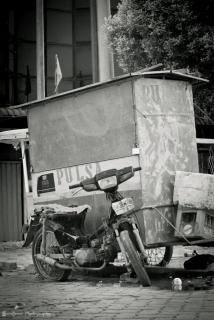 Old Motorbike (BASH2014)