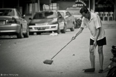 Sweep Away Man (BASH2014)