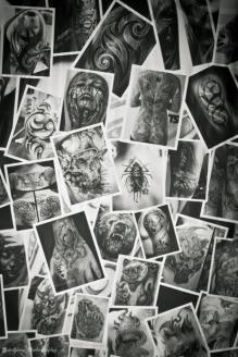 Tatto Wall (BASH2014)